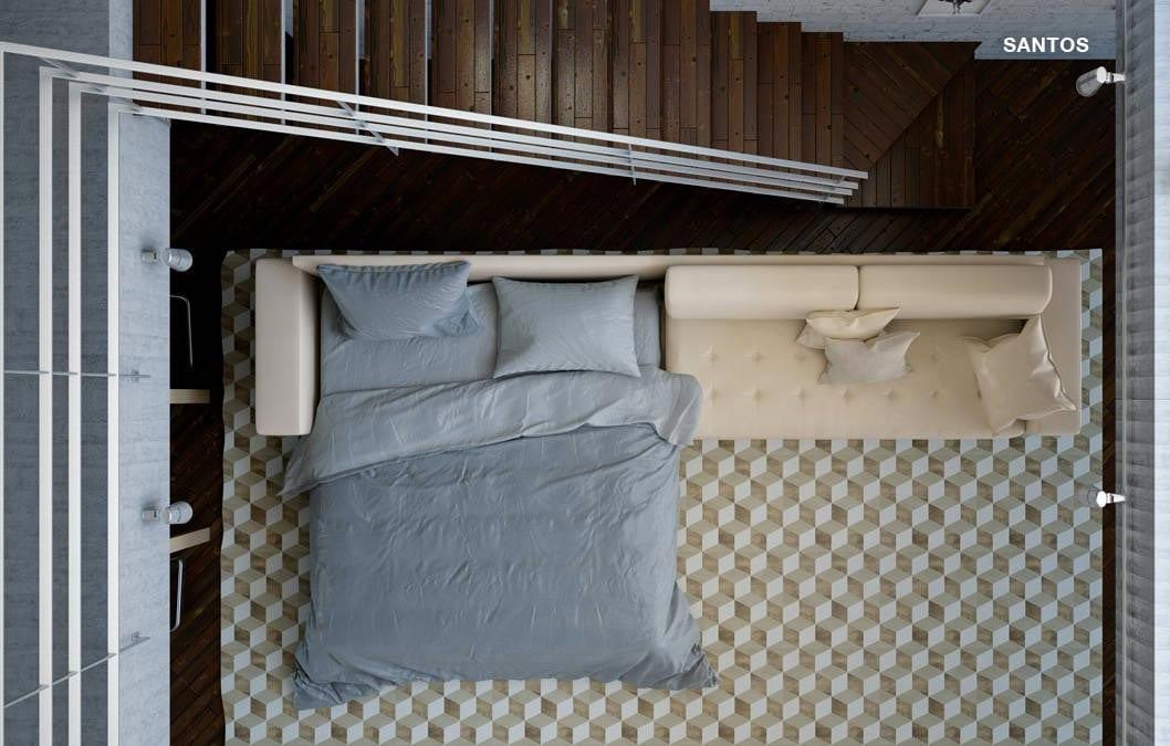 sofaform - canapé convertible - Santos - Avoriaz - Les Gets - Morzine - Châtel - Thonon les Bains - Evian les Bains